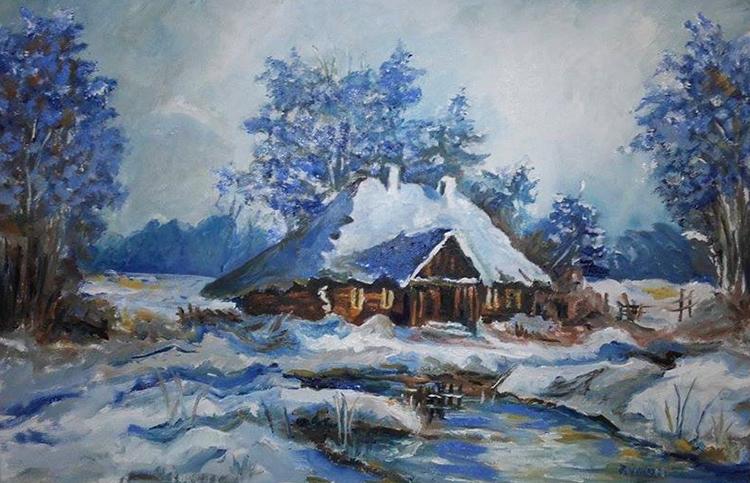 Malarstwo Bogusławy Omelczuk